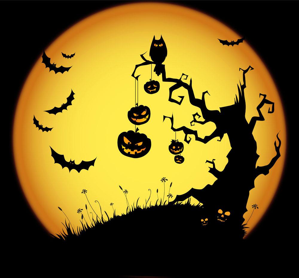 noche de halloween - genteaf