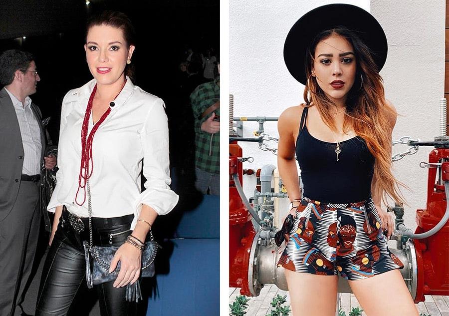 Alicia Machado desea que Danna Paola intérprete su papel en la bioserie de Luis Miguel | GenteAF